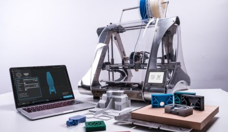 What are the research areas in 3D printing?