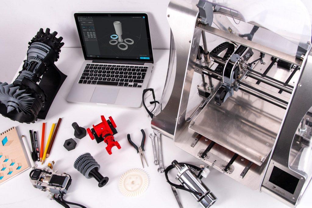 3D Scanning Technology and Scanner Breuckhman SmartScan 3D